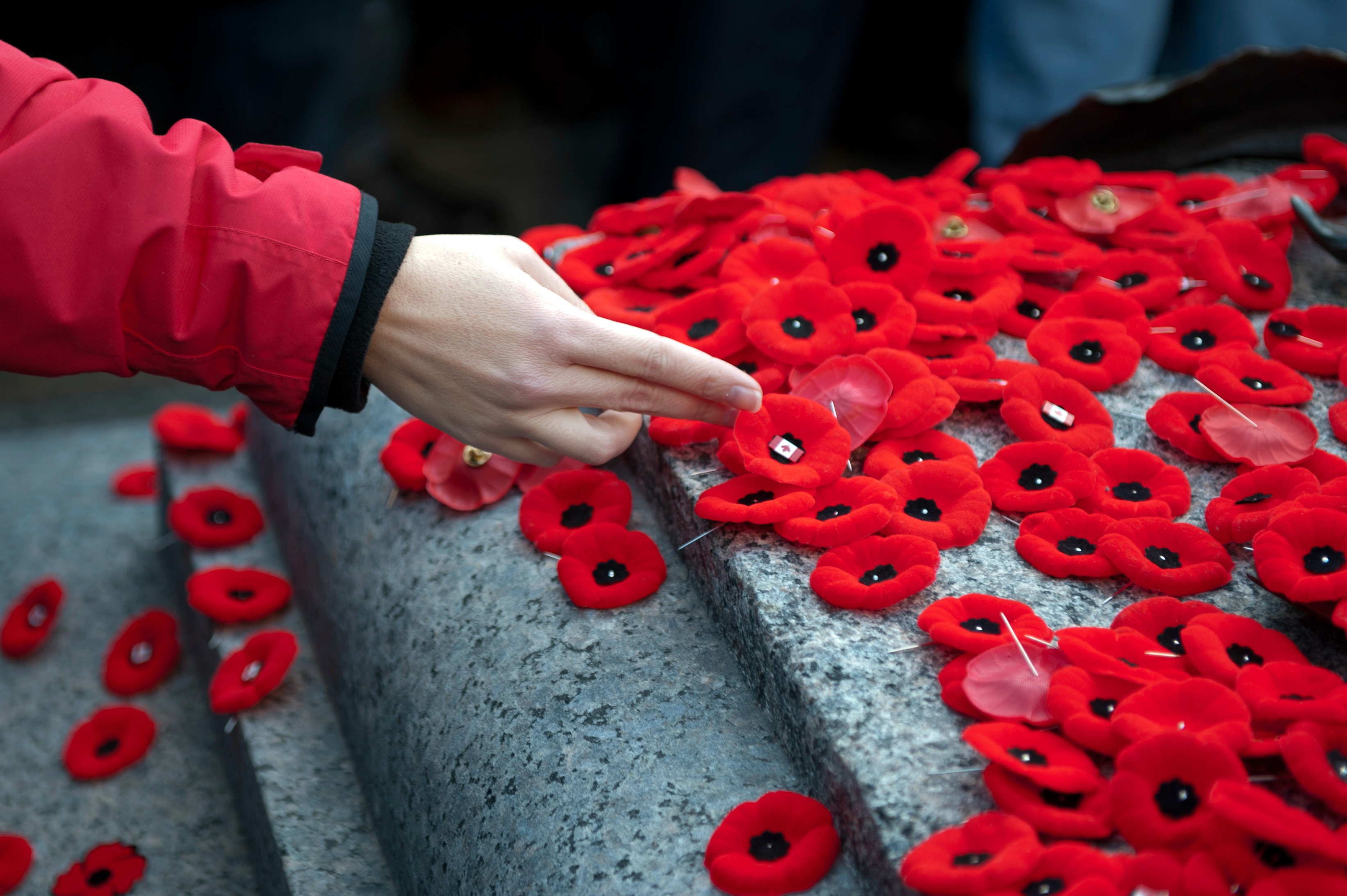 Remembrance Day in Halton Region