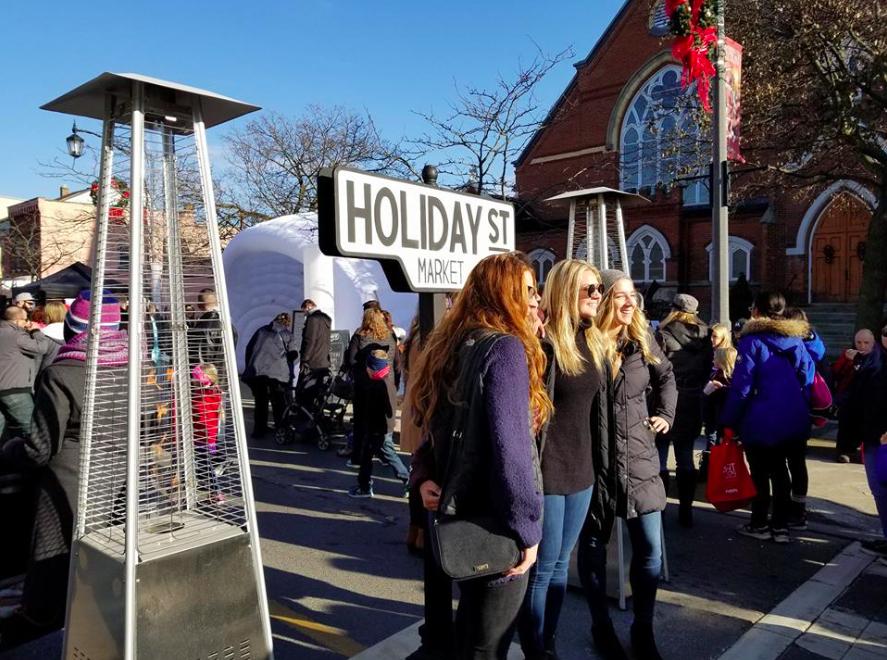 Milton Christmas Market