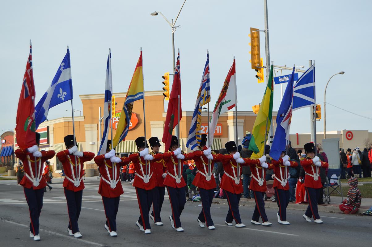 Burlington Santa Claus Parade